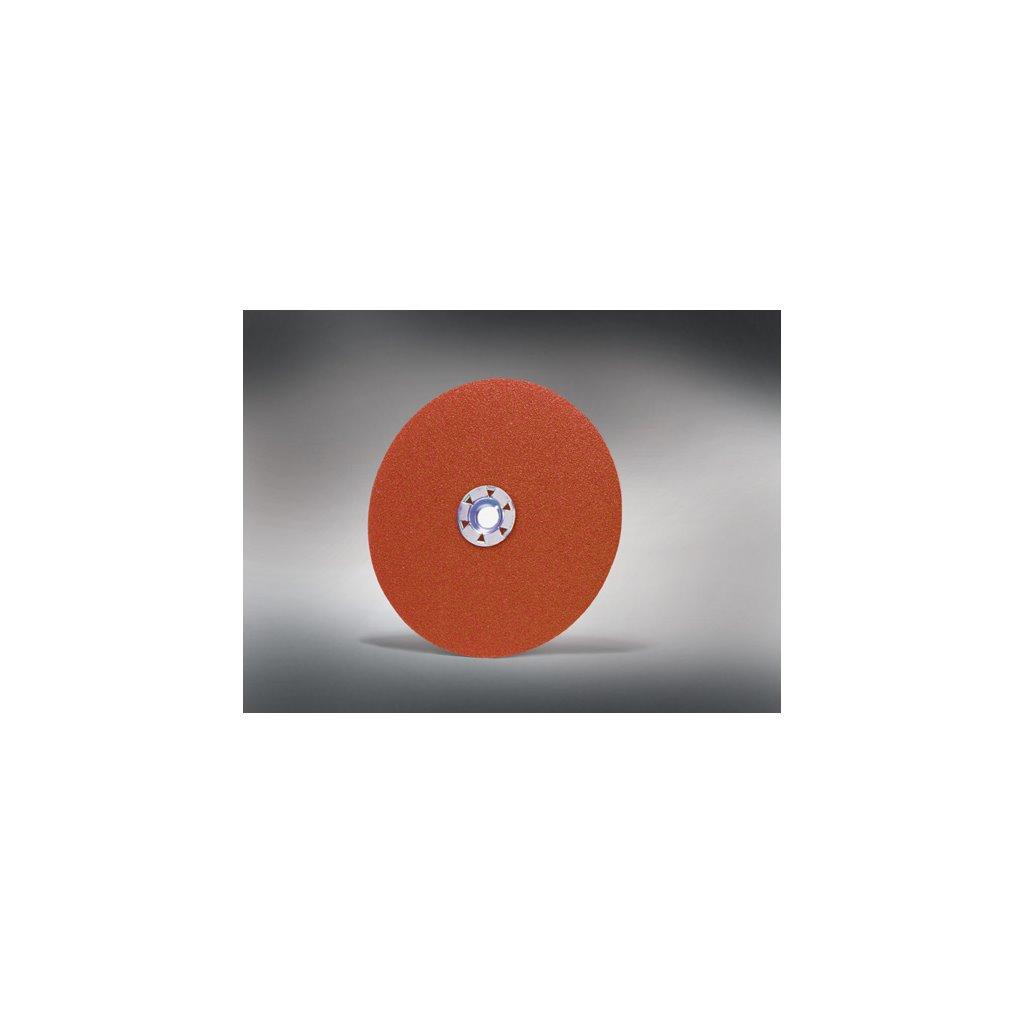 "25-7/"" Pro Resin Fiber Sanding Grinding Disc A//O 24 Grit"